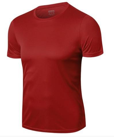 Camisa de corrida manga curta