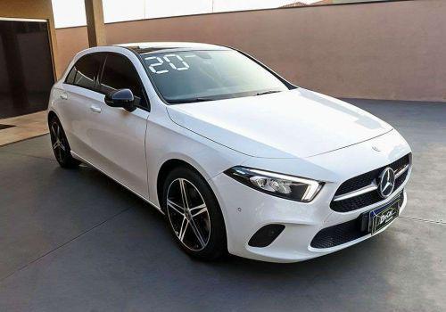 Mercedes-benz a 250 2020 por r$ 239.900, ribeirão preto, sp