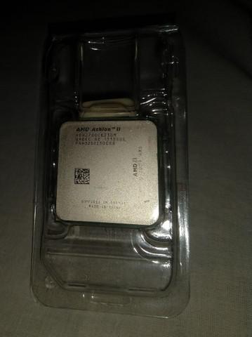 Processador amd athlon ii 2x 270 3.4ghz lacrado!