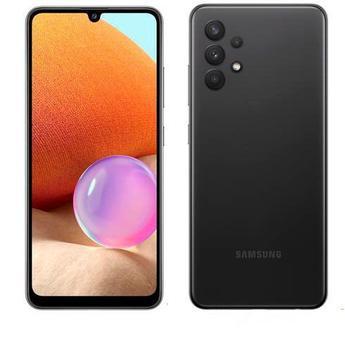 """Samsung galaxy a32 preto, com tela infinita de 6,4"""","""