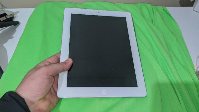 Ipad apple branco a1396 2011 pra retirada de peças