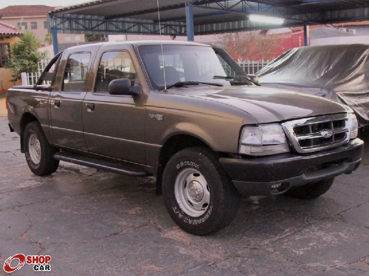 Ford ranger xl 2.5td 4x4 c.d.