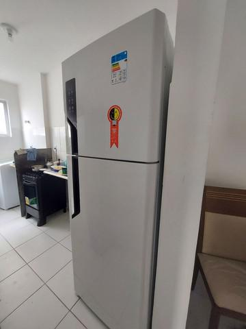 Geladeira nota fiscal electrolux frost free 431l