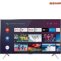 Smart tv android 43 semp 43s5300 conversor digital - preços