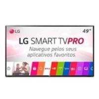 Tv 49p led smart wifi full hd hd usb 49lj551c lg - preços