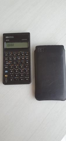 Calculadora cientifica hp 20s