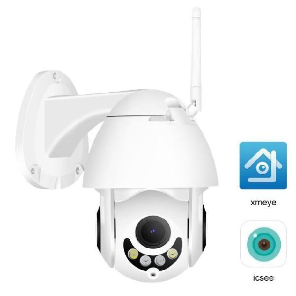 Camera ip para ambientes externos