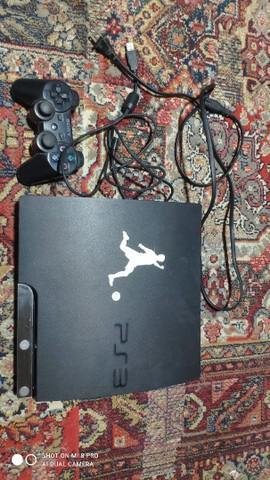 Playstation 3 desbloqueado com hen. somente venda.