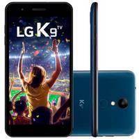 Smartphone lg k9 lmx210 desbloqueado gsm dual chip tv 16gb