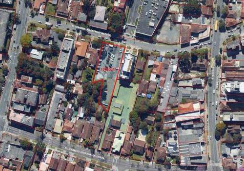 Terreno comercial na rua coronel agostinho macedo, 267, bom