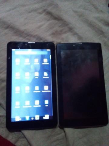 Vendo dois tablets os dois pega chip so 190 leia a descricao