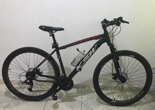 Bike ksw, aro 29!