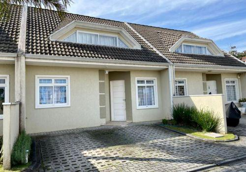 Casa de condomínio santa candida, 3 quartos(1suíte), 2