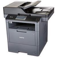 Impressora multifuncional laser, brother, mfc-l6702dw, preto