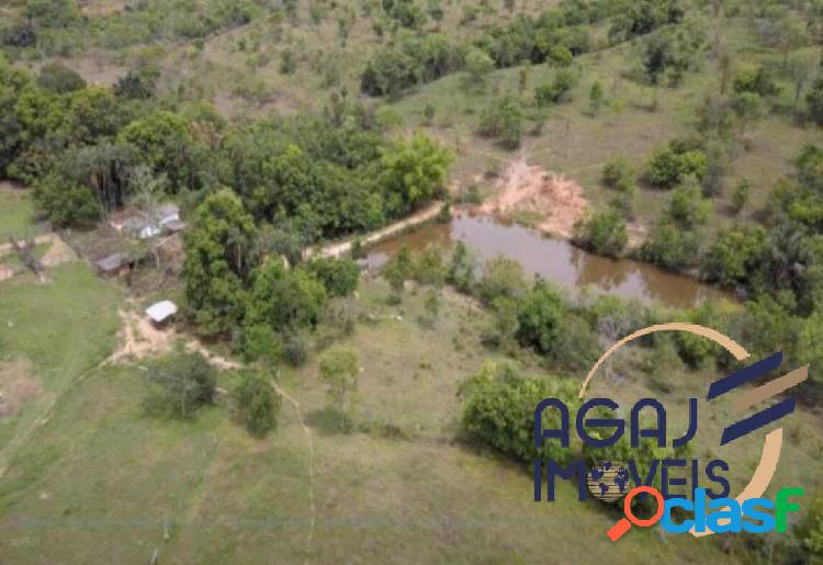 Fazenda em araguari-mg | 22 alqueires | pecuária (dupla aptidão)