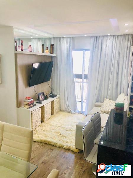 Apartamento a venda 71m2, centro, sao bernardo campo sp