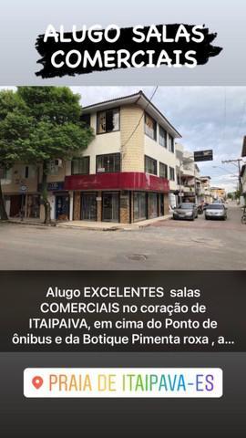 Alugo excelentes salas comerciais em itaipaiva e guarapari e