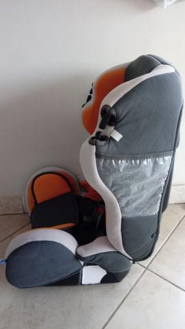 Cadeira auto ate 36kg e espelho baby car