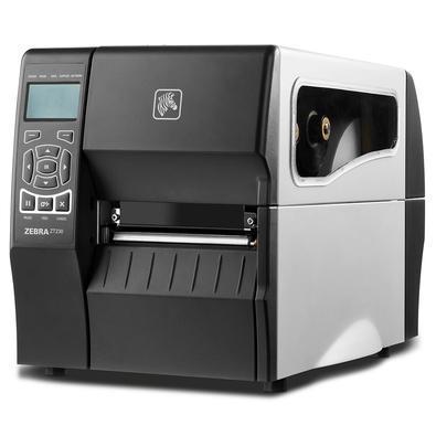 Impressora industrial zebra zt230 tt, 203dpi, usb 2.0 e