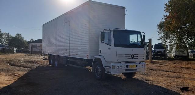 Mercedes benz mb 1720 com ar condicionado truck 6x2 - com