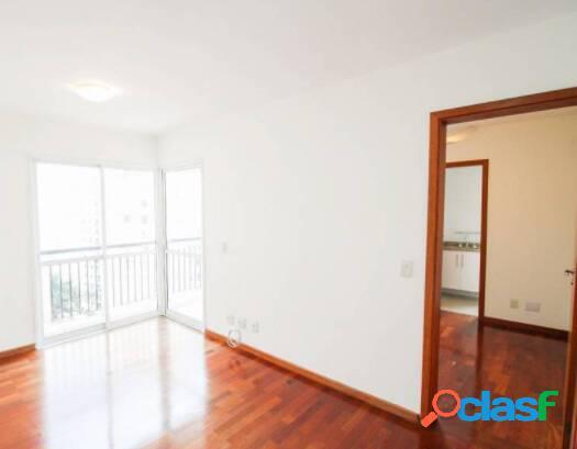Apartamento p/locação, 1 quarto, 1 vaga, 42m² - santa cecília