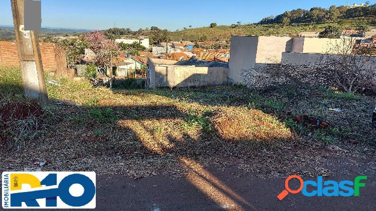 Terreno a venda 200 m² jd. nova esperança zona sul