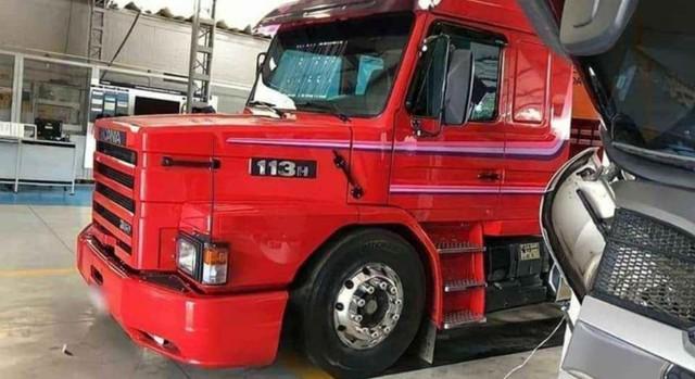 Scania 113h ano 1998