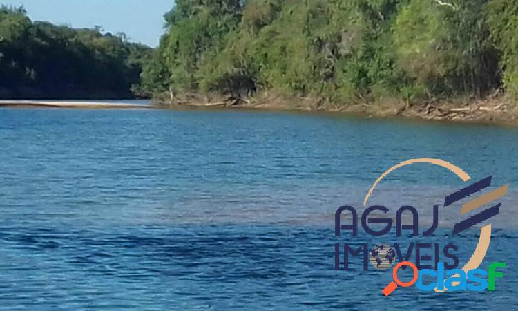 Fazenda em araguacema-to | 746 alqueires | dupla aptidão - turismo