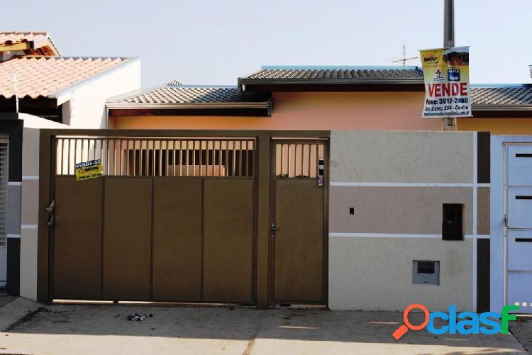 Casa santa rosa - casa a venda no bairro jardim santa rosa - cosmópolis, sp - ref.: mv55052
