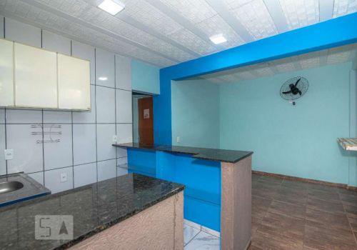 Casa para aluguel - joão pinheiro, 2 quartos, 73 m² - belo