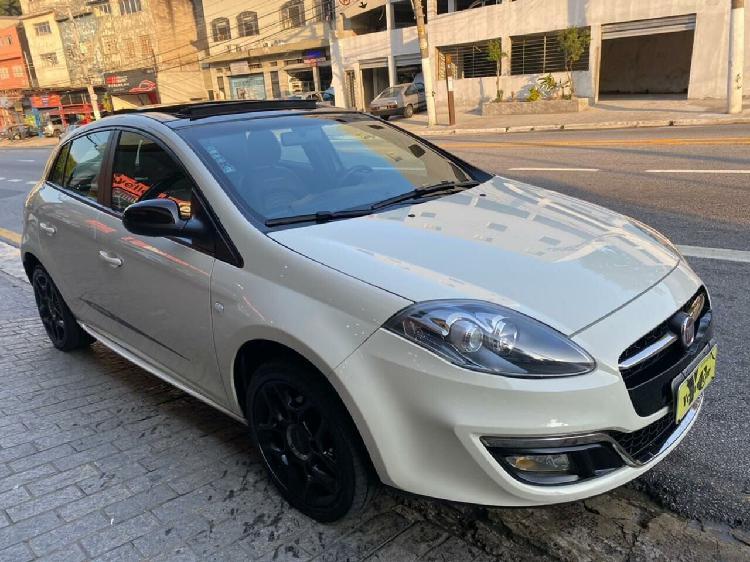 Fiat bravo 1.8 sporting 16v branco 2016/2016 - são paulo