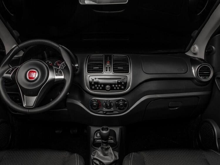 Fiat grand siena 1.4 8v preto 2021/2021 - campinas 1547490