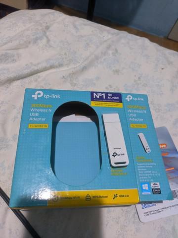 Adaptador wifi tp link 300 mbps