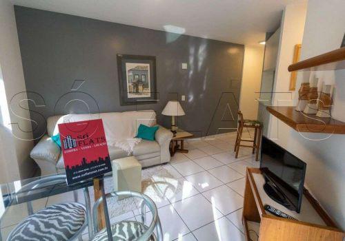 Apartamento para locação próximo a av 9 de julho, pq do