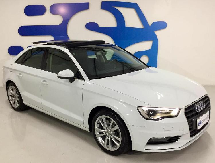 Audi a3 2.0 ambition branco 2014/2015 - curitiba 1534607