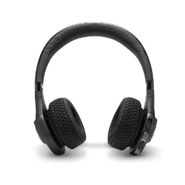 Fone de ouvido jbl uaonearbtblk on-ear bluetooth wireless ua