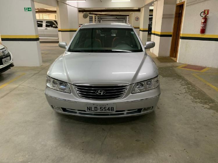 Hyundai azera 3.0 gls v6 prata 2009/2010 - goiânia 1509407