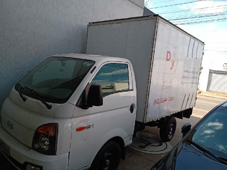 Hyundai hr 2.5 tci hd bau branco 2013/2014 - goiânia