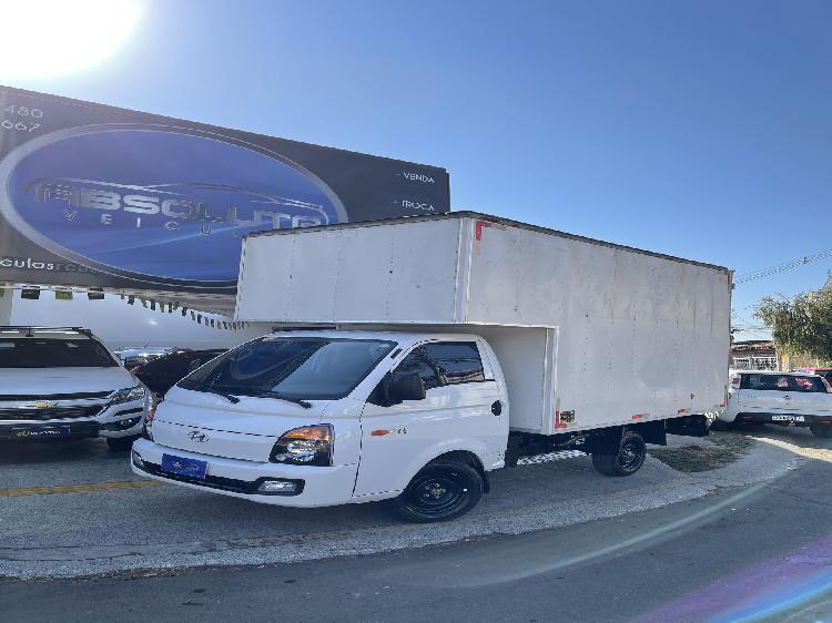 Hyundai hr 2.5 tci hd bau branco 2019/2020 - goiânia