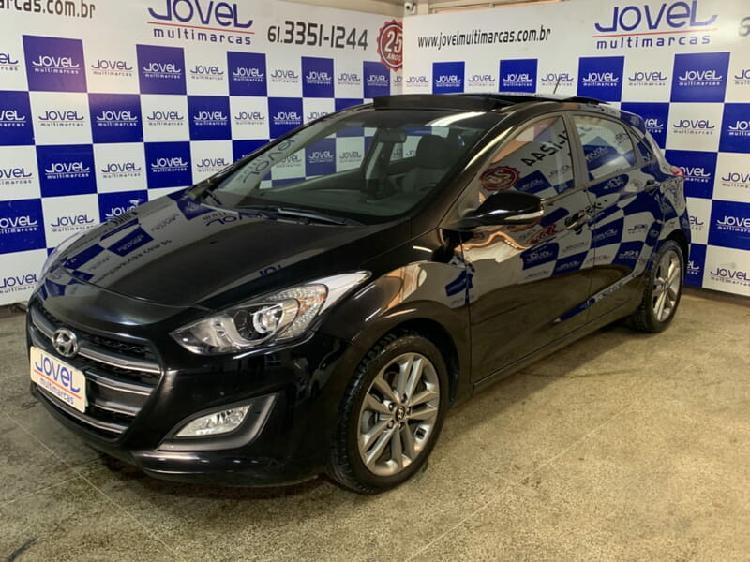 Hyundai i30 1.8 preto 2015/2016 - brasília 1473265