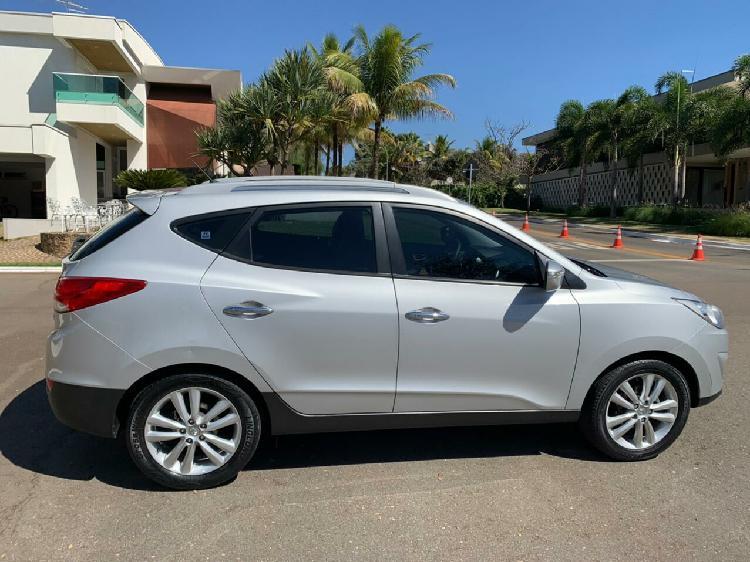 Hyundai ix35 2.0 16v prata 2011/2012 - goiânia 1530235