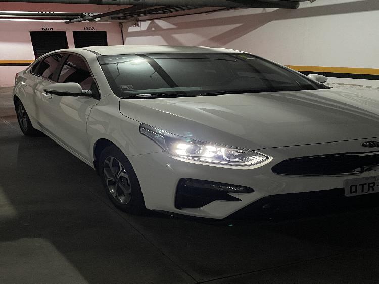 Kia cerato 2.0 sx branco 2019/2020 - goiânia 1470016