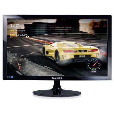 Monitor gamer samsung led 24´ widescreen, full hd,