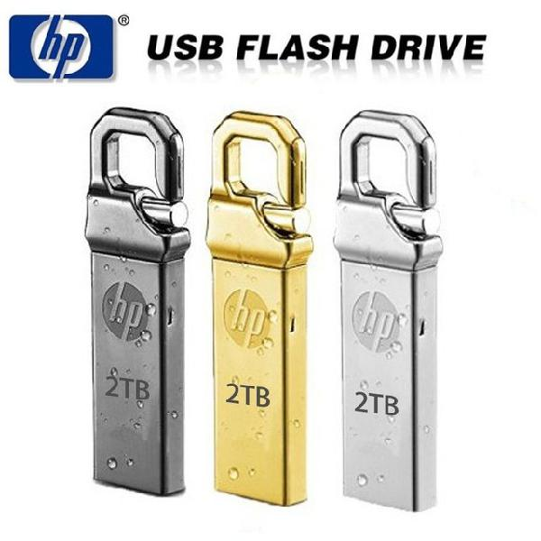 Pen drive hp 2tb usb 3.0 alta qualidade
