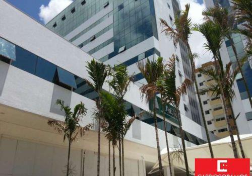 Sala comercial na avenida santos dumont, 1, estrada do coco,