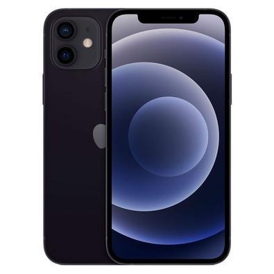 Iphone 12 preto, 128gb - mgja3bz/a