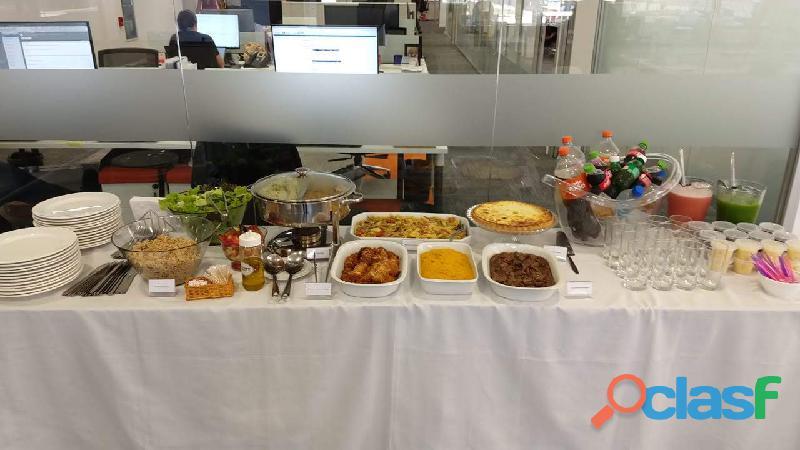 OFX Eventos buffet