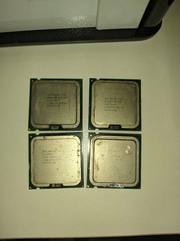 Vendo processadores usados amd e intel e placa de video