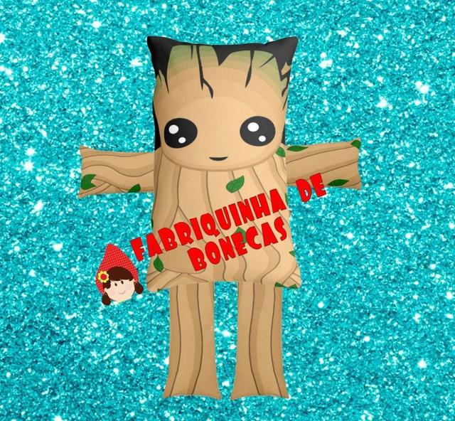Baby Groot Naninha