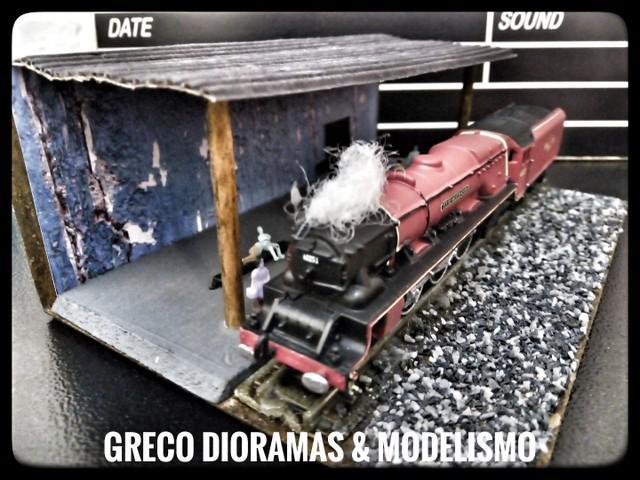 Diorama - /